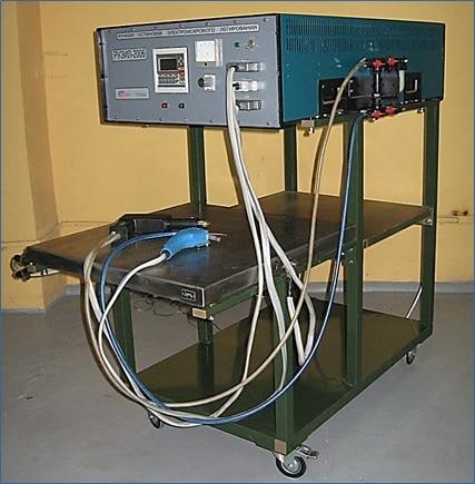 Электро-физико-химическая обработка